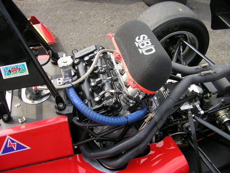 Dallara - Hayabusa Extreme