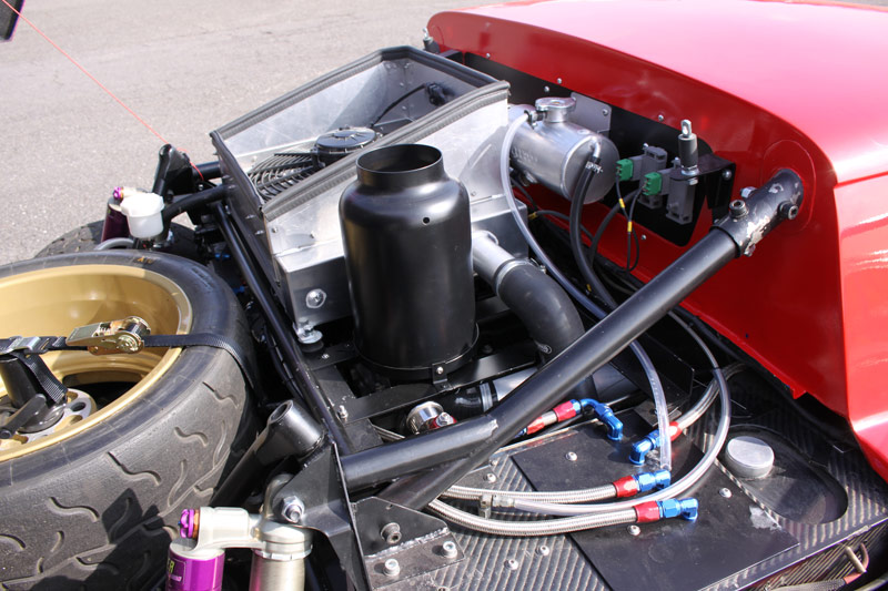 Darrian GTR - 1.6L EcoBoost