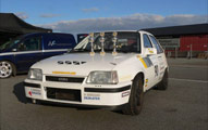 Opel Kadett GSI 1990 (4 door)