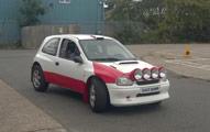 Opel development car - 2.0L XE
