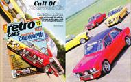 Retro Cars, July 2003 - Escort Mk2, n/a CosworthYB