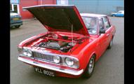Cortina Mk2 - 2.0L XE