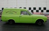 Retro Ford - Escort Van Mk1, 2.0L XE