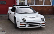 RS200 - 8-injector 1.8L Cosworth BDT