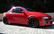 Vauxhall Tigra - 1.6L Vauxhall Turbo