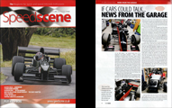 Speedscene, May/June 2020 - If cars could talk