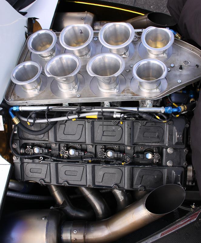 Gould GR55 - 4.0L Judd V8