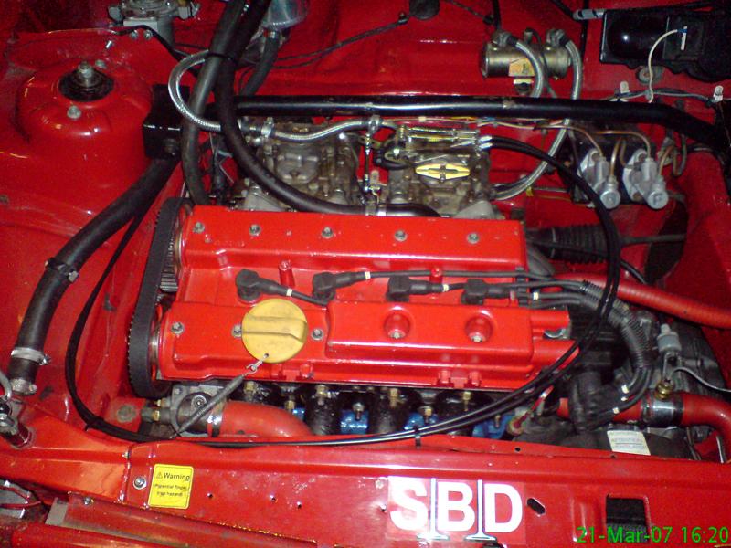 Vauxhall Nova - 1.6L 16V Vauxhall