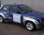 Toyota Starlet - 1.6L 16v Vauxhall