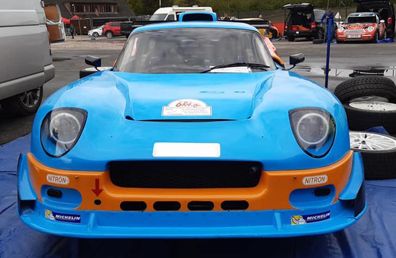 Darrian T90 GTR - 1.6L EcoBoost