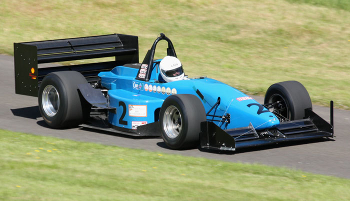 Trevor Willis at Doune, 2010